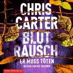 Blutrausch - Er muss töten / Detective Robert Hunter Bd.9 (2 MP3-CDs)