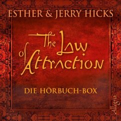 The Law of Attraction, 9 Audio-CDs - Hicks, Esther; Hicks, Jerry