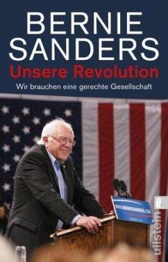 Unsere Revolution - Sanders, Bernie