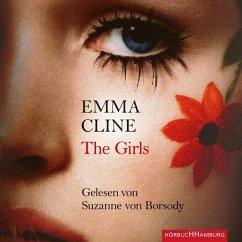 The Girls, 9 Audio-CDs - Cline, Emma