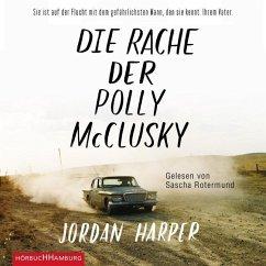 Die Rache der Polly McClusky, 2 MP3-CD - Harper, Jordan