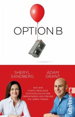 Option B - Sandberg, Sheryl; Grant, Adam