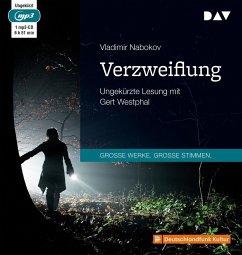 Verzweiflung, 1 MP3-CD - Nabokov, Vladimir