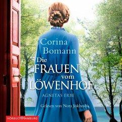 Agnetas Erbe / Die Frauen vom Löwenhof Bd.1 (6 Audio-CDs) - Bomann, Corina