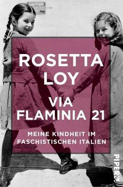 Via Flaminia 21 (eBook, ePUB) - Loy, Rosetta