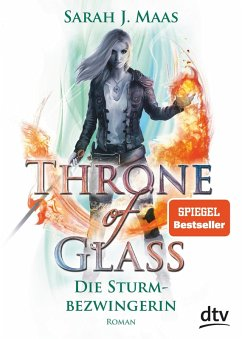 Die Sturmbezwingerin / Throne of Glass Bd.5