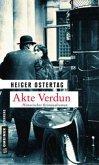 Akte Verdun (Mängelexemplar)