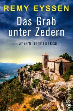 Das Grab unter Zedern / Leon Ritter Bd.4 (eBook, ePUB) - Eyssen, Remy