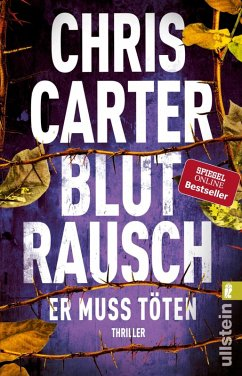 Blutrausch - Er muss töten / Detective Robert Hunter Bd.9 (eBook, ePUB) - Carter, Chris