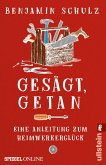 Gesägt, getan (eBook, ePUB)