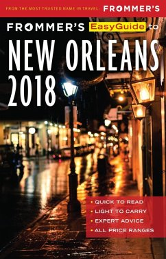 Frommer's EasyGuide to New Orleans 2018 (eBook, ePUB) - D'Addono, Beth