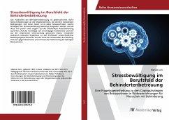 Stressbewältigung im Berufsfeld der Behinderten...