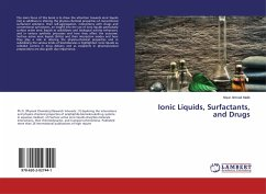 Ionic Liquids, Surfactants, and Drugs