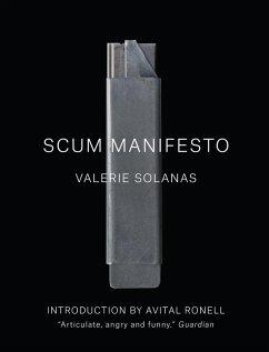 SCUM Manifesto (eBook, ePUB) - Solanas, Valerie