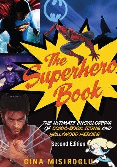 The Superhero Book (eBook, PDF)