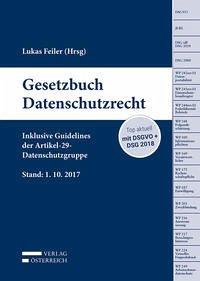 Gesetzbuch Datenschutzrecht