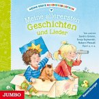 Meine erste Kinderbibliothek - Meine allerersten Geschichten und Lieder, 1 Audio-CD