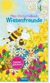 Sticker-Malbuch Wiesenfreunde mit Stickern
