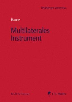Multilaterales Instrument