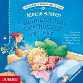 Meine erste Kinderbibliothek - Meine ersten Sandmännchen-Geschichten und Lieder, 1 Audio-CD
