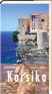 Lesereise Korsika - Schaber, Susanne