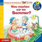 Was machen wir im Sommer? / Wieso? Weshalb? Warum? Junior Bd.60 (1 Audio-CD)