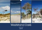 Weststrand Darß (Wandkalender 2018 DIN A3 quer)