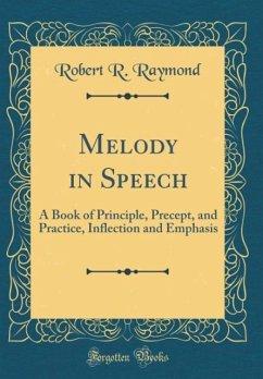 Melody in Speech