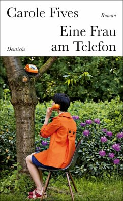 Eine Frau am Telefon (eBook, ePUB) - Fives, Carole