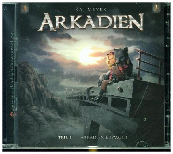 Arkadien erwacht, 2 Audio-CDs - Meyer, Kai