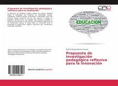 Propuesta de investigación pedagógica reflexiva...