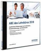 ABC des Lohnbüros 2018 - DVD/Online, 1 CD-ROM
