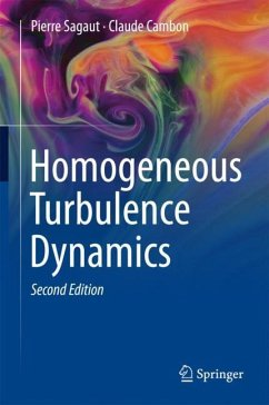 Homogeneous Turbulence Dynamics