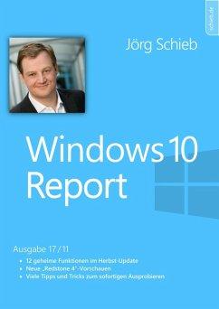 Windows 10: Versteckte Funktionen im Fall Creators Update (eBook, ePUB) - Schieb, Jörg