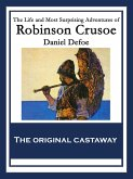 The Life and Most Surprising Adventures of Robinson Crusoe (eBook, ePUB)