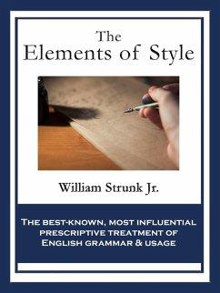 The Elements of Style (eBook, ePUB) - Strunk, William, Jr.