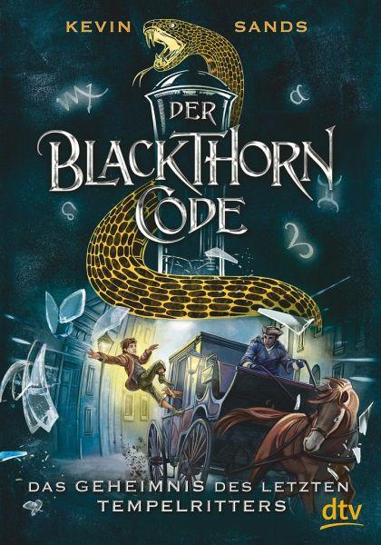 Buch-Reihe Der Blackthorn Code
