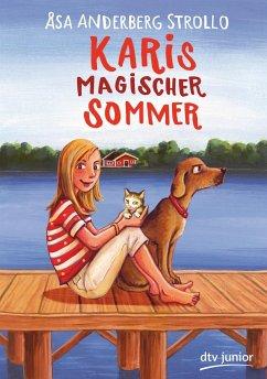 Karis magischer Sommer - Anderberg Strollo, Åsa