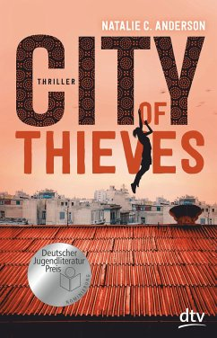 City of Thieves - Anderson, Natalie C.