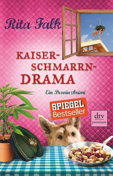 Buch-Reihe Franz Eberhofer von Rita Falk