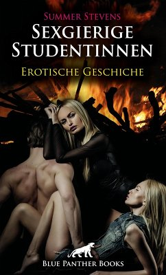 Sexgierige Studentinnen   Erotische Geschichte (eBook, ePUB) - Stevens, Summer