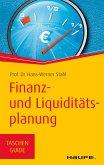 Finanz- und Liquiditätsplanung (eBook, PDF)