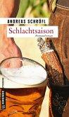 Schlachtsaison / Der Sanktus muss ermitteln Bd.3 (Mängelexemplar)