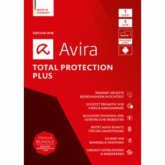 Avira Total Protection Plus 2018 1 Geräte / 12 ...