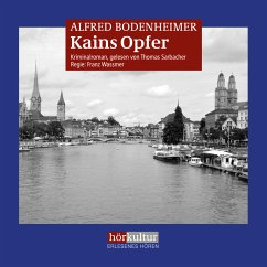 Kains Opfer / Rabbi Klein Bd.1 (MP3-Download) - Bodenheimer, Alfred