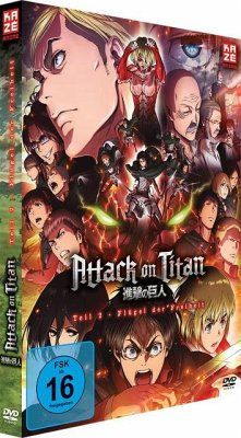 Attack on Titan - Anime Movie Teil 2: Flügel de...
