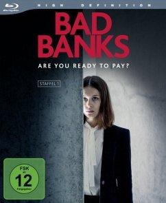 Bad Banks - Die komplette erste Staffel BLU-RAY Box