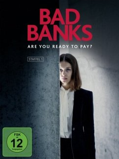 Bad Banks - Die komplette erste Staffel DVD-Box