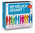 Op Kölsch gesaht, 3 Audio-CDs