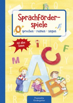 Sprachförderspiele - Klein, Suse